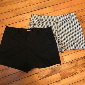 Banana Republic and Loft Shorts Bundle